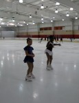 Can never get enough skating!