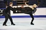 Scott and Dulebohn on ice