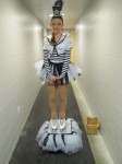 Rebecca Szumski of the Yale FSC performed her Music Box Dancer program.