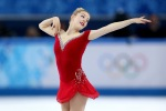 Gracie Gold performs her short program.