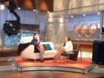 Jason Brown speaks with Madison VieIra on NBC.