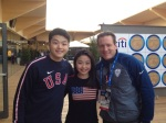 The Shibs meet USA Hockey legend Jeremy Roenick.