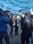 Gracie Gold's mom and sister speak to Access Hollywood.