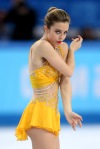 Ashley Wagner performs her free skate. (Credit Getty Images)